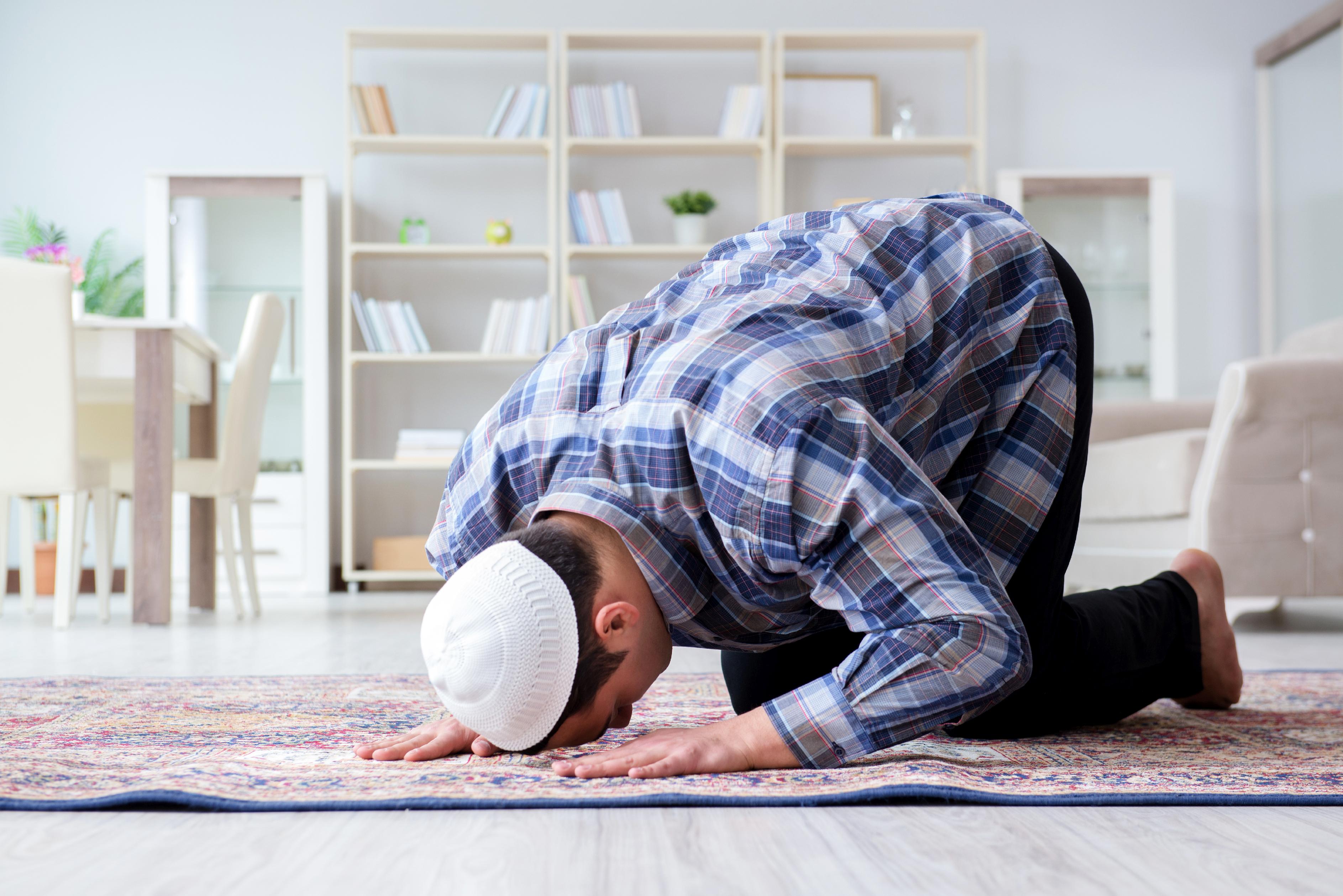 Prière surérogatoire en Islam